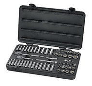 "57 Piece, 3/8"" Drive, 6 Point, Fractional /Metric Master Socket Set KDT80550"