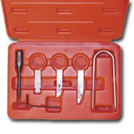 10 PC Radio Removal Tool Set
