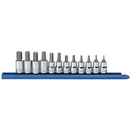 Metric Hex Bit Socket Set KDT80580