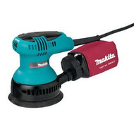 Makta 5 in. Random Orbit Sander with Variable Speed BO5012K