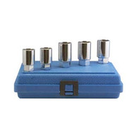 5 Piece Fractional Stud Remover / Extractor Set