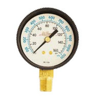 Milton Air Pressure Gauge 0-160 PSI, 1194