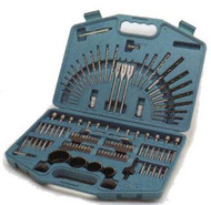 125 PC Drill  and  Bit Project Set