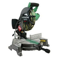 10 in  Compound Miter Saw with Laser