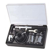 Air Brush Kit with Aluminum Gun