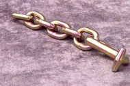 T Hook, 3/8 in  Chain