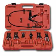 7 pc. Pliers Assortment Kit AST9406