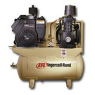 12.5 HP 30 Gal Kohler Gas Air Compressor