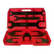 10PC Fan Clutch Wrench Set