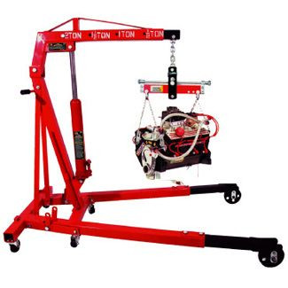 2 ton folding engine hoist for 1 4 ton chain motor