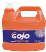 Gojo 0955-04 Natural OrangeT Pumice Hand Cleaners