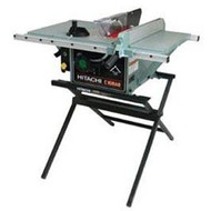 10 in  Table Saw with Stand