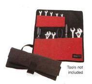 12 Pocket Roll-up Tool Pouch