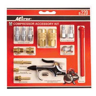 Milton Compressor Accessory Starter Kit s220