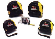 4 PC Fast Measure Tape Measure Set