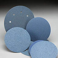 """Blue Magnum 6"""" PSA Discs - 40E Grit, 50 Pk. NOR23574"""