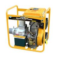 4 in  Diesel Water Pump