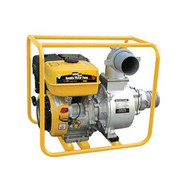4 in  Gasoline Water Pump-1