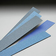 "Blue Magnum 2.75""x17.5"" Clip-On Sheets - 80E Grit, 50 Pk. NOR23620"