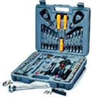119 Piece Multi-Use Tool Set