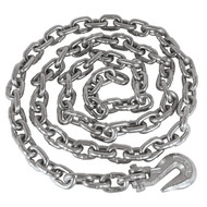 "3/8"" x 12' Alloy Chain with 1 Hook 1706"
