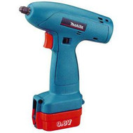 Makita 9.6 Volt 3/8 in Impact Wrench with Two Batteries 6907DWE