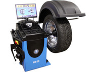 Atlas® WB55 Self-Calibrating Computer Wheel Balancer