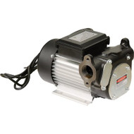 Cast Iron Diesel Fuel Transfer Pump - 22 GPM, 120 Volt AC (6862)