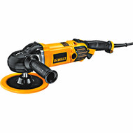 "Dewalt 7/9"" Variable Speed Electric Polisher with Soft Start DWP849X"