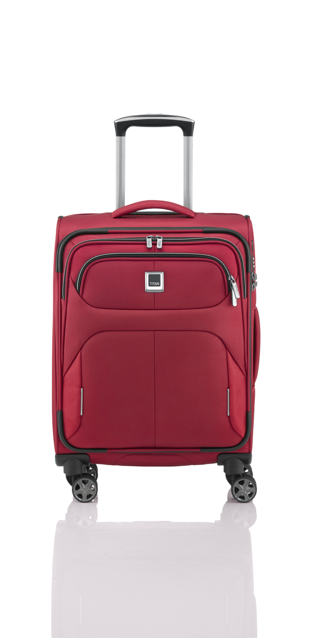 "luggage,TITAN NONSTOP Multifunctional Trolley 22""- Titan Luggage USA"