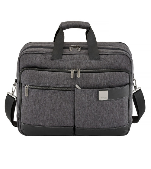 POWER PACK Laptop Bag Expandable