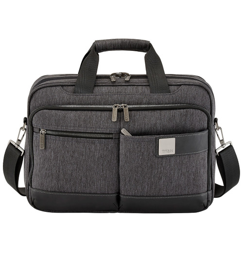 POWER PACK Laptop Bag Small Expandable
