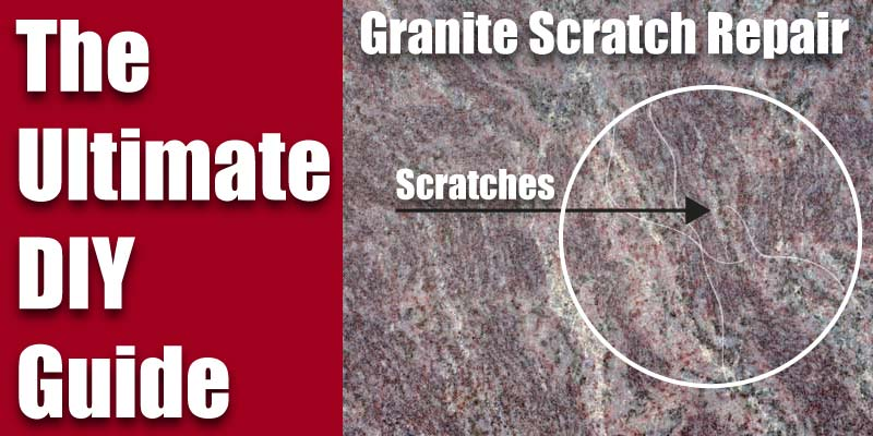 Are You A Homeowner, Stone Repair Professional Looking For The Solution To Remove  Scratches On Granite? Do You Have A Countertop With Scratches, ...