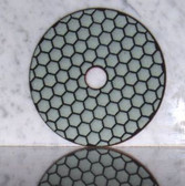 "5"" Ultra Premium DRY DIAMOND POLISHING PADS DISCS SET"