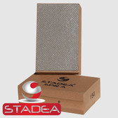 Stadea Diamond Hand Polishing Pads For Stone Glass Concrete Granite Marble Hand Polishing, Grit 150 Series Super A