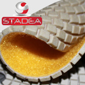 Stadea 4 Inch Dry Diamond Polishing Pad Disc Granite Concrete Stone Marble Polishing Series Ultra B, 1 Piece