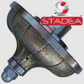 "Stadea Granite Profile Wheel Diamond Stone Marble Ogee Edge Profile, F40 1-1/2"""