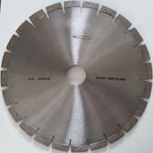 "14"" Diamond Concrete Saw Blades For Concrete Brick Block Stone Cutting With Silent Core"