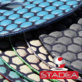 Stadea Diamond Polishing Pads for Concrete Marble Floors Edges Polishing, Series Ultra A