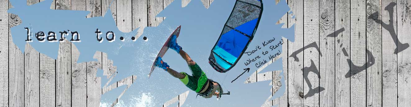 Learn How To Kiteboard