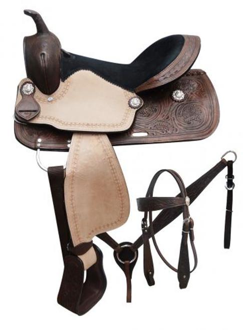 """16"""" Saddle Set"""