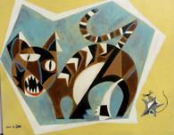 Scardy Cat! - Feline Fatale - Series 16