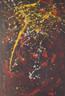 """Cosmic - Acrylic  on Canvas - Framed, 36 x 24"""""""