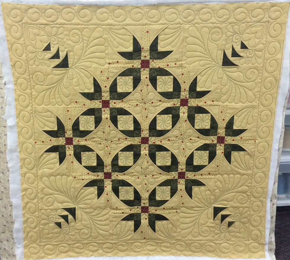 Quilt From Melissa Kruschwitz's Studio - Mexican Star - My ... : mexican quilt - Adamdwight.com