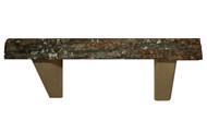 Basswood Barkside Shelf Kit
