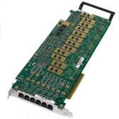 Dialogic D120JCTLSW Voice/Fax Board PCI Express x1 881-762 D-120JCT-LSW