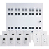LEVITON SECURITY & AUTOMATION 95A00-1 Hi-Fi 2 8-Zone, 8-Source Kit