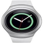 Samsung SM-R7200ZWAXAR Gear S2 Bluetooth Smartwatch - Silver