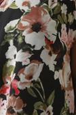 Floral Chiffon Vest