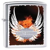 Harley-Davidson Wings